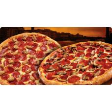Négy évszak Pizza 2 db 26 cm-es