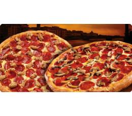 Sonkás Pizza 2 db 26 cm-es